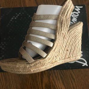 Sam Edelman, size 10, sandals